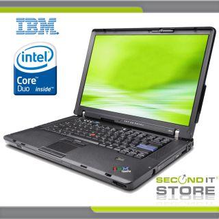 ThinkPad Z61m Intel Core Duo 2 x 2 0 GHz 2 GB RAM 100 GB HDD 15 4