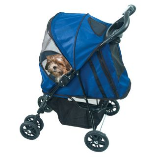 Pet Gear Happy Trails Pet Stroller   Summer PETssentials   Dog
