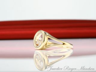 CHOPARD RING HAPPY DIAMONDS GOLD SPORT DIAMANT BRILLANT