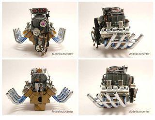 Pure Hell Blown Hemi Engine, Motormodell 1:18 / GMP   Acme
