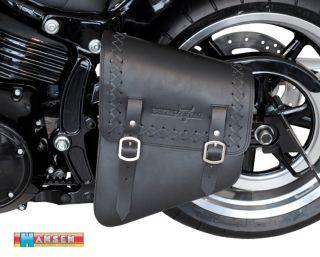 Motorradtasche 11ltr Harley Davidson Rocker C Softail Slim