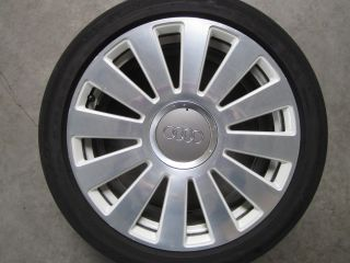 Original Audi A6 4F 18 Zoll S Line ALUFELGEN Felgen