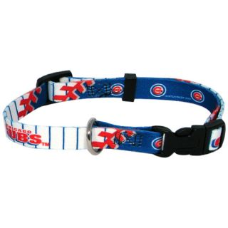 Chicago Cubs Pet Collar   Collars   Collars, Harnesses & Leashes