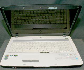 Acer Aspire 7520G 2x1.9GHz 2GB 17 Notebook, defekt für Bastler