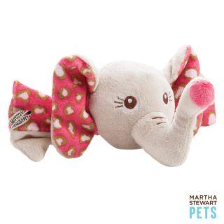 Martha Stewart Pets™ Plush Animal Toy   Elephant