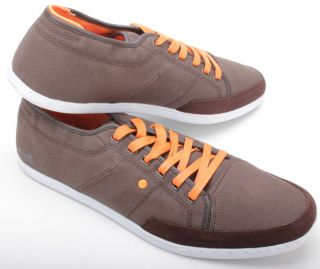 Boxfresh Schuhe Sparko canvas dark brown