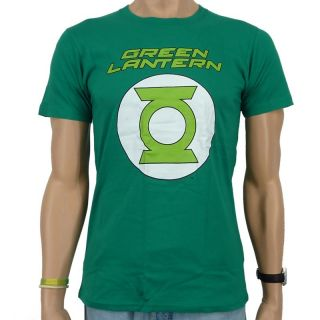 Green Lantern   Logo T Shirt, green