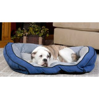 K&H Pet Products Eco Friendly Bolster Couch    Beds   Dog