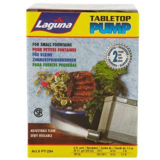 Laguna Table Top Pump   Water Pumps   Fish