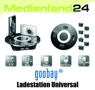Ladestation Universal 4+2ports für Handys Fotos Sony PSP