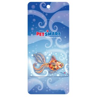 Rainbow Fish Gift Card   Gifts for Cat Lovers   Cat