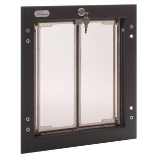 PlexiDor Medium Door Mount Pet Door    Patio & Door Entry   Doors