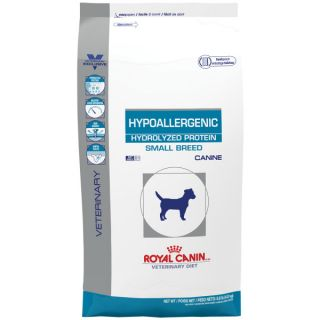 Royal Canin� Veterinary Diet Hypoallergenic Hydrolyzed Protein Small Breed Dog Food   Dry Food   Food