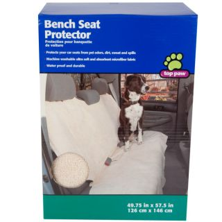Top Paw™ Bench Seat Protector   Summer PETssentials   Dog