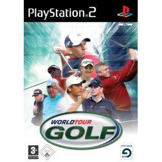 ProStroke Golf World Tour 2007 (PS2) Games