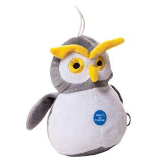 Grreat Choice™ Plush Owl Dog Toy   Toys   Dog