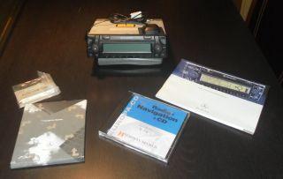 Mercedes Benz / Becker Audio 30 APS (Radio/CD/Navi)