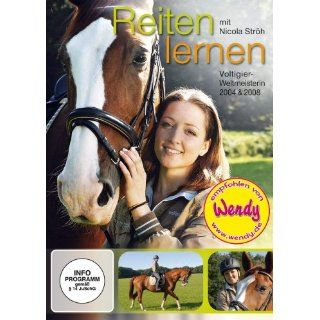 Weltmeisterin 2004 & 2008 Nicola Ströh Filme & TV