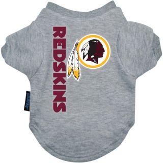 Washington Redskins Pet T Shirt   Clothing & Accessories   Dog