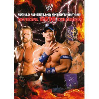 Official World Wrestling 2010 Calendar (Calendar 2010)