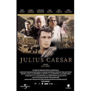 Julius Caesar: Jeremy Sisto, Richard Harris, Christopher