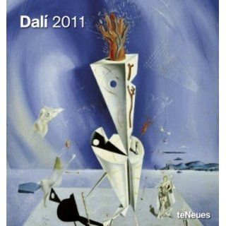Dalí 2011 (Poster Cal) Salvador Dali Bücher