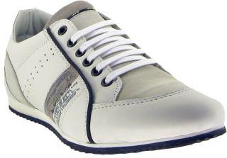 Levis Schuhe Sneaker Capri White Weiss Gr. 42