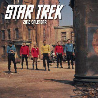 Star Trek The Original Series 2012 Wall Calendar Andrews