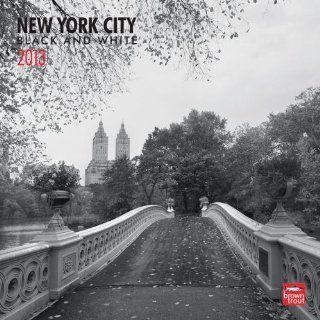 New York City 2013   schwarz weiß   Original BrownTrout Kalender
