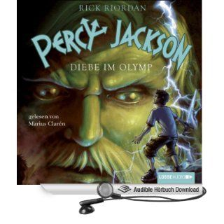 Diebe im Olymp Percy Jackson 1 (Hörbuch Download): Rick