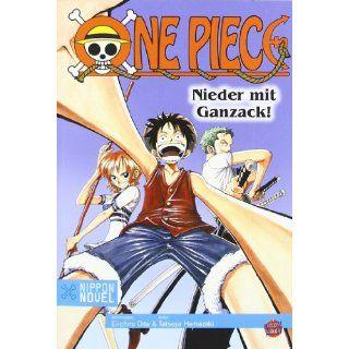 Nippon Novel One Piece   Nieder mit Ganzack! Eiichiro Oda