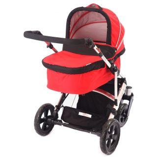BABY VIVO 2in1 Kinderwagen Buggy Jogger Stroller Babywagen viel