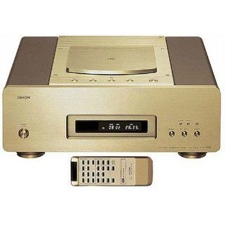 Denon DCD S1 CD Player gold: Elektronik