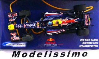 43 Minichamps Red Bull Vettel 2012 Hockenheim Ed