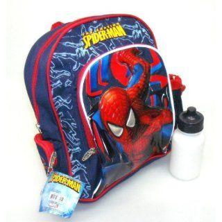 Spiderman Kinderrucksack Rucksack Farbe rot / blau
