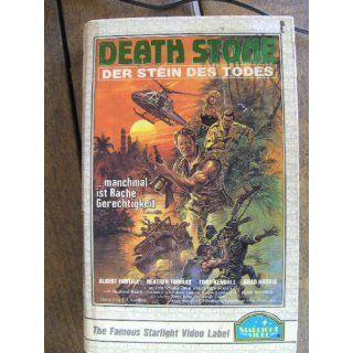 Death Stone   Der Stein des Todes [VHS]: Franz Josef Gottlieb, Katja