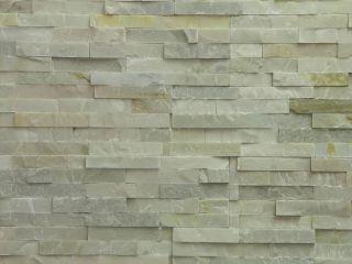 42 10 Euro m Naturstein Verblender Quarzit Wandverkleidung Riemchen