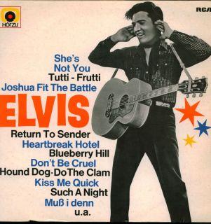12 LP   ELVIS PRESLEY   GOLDEN BOY ELVIS