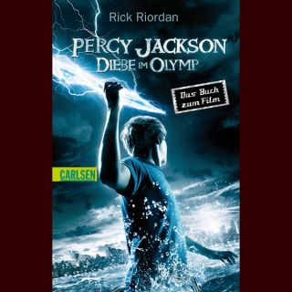 Percy Jackson   Diebe im Olymp Bd 1 Filmausgabe, Buch zum Film Fantasy