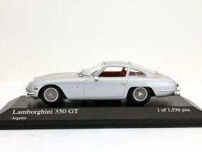 Lamborghini 350 GT Bj. 1964 silber / silver 143 Minichamps