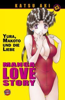 Manga Love Story Band 43 (Carlsen Comics) Erotik NEU