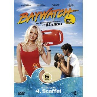 Baywatch   Die komplette 4. Staffel (6 DVDs): David