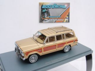 JEEP GRAND WAGONEER 1991 1/43 NEO SCALE MODELS