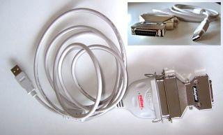 USB Mini Centronics Adapter Kit (HP LaserJet 1100 u.a.)