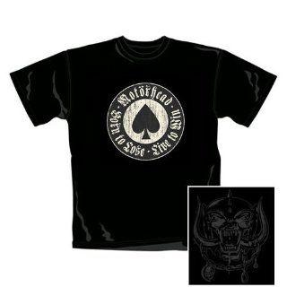 Motörhead   T Shirt Born to lose (in XXL) Musik