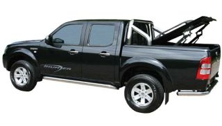 BRAND NEW FORD RANGER HARD TOP UP COVER & SPORTS BARS
