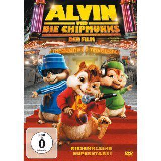 Alvin und die Chipmunks Jason Lee, David Cross, Cameron