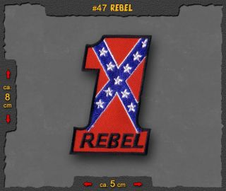 EASY RIDER★ Free Rebel Biker Motorcycle Patch Rebell Aufnäher