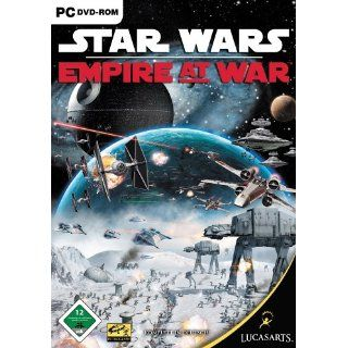 Star Wars   Empire at War (DVD ROM) Games