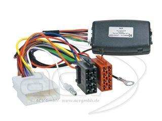 Adapter Lenkradfernbedienung Nissan Navara Qashqai X Trail für Sony